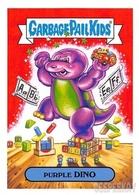 Purple dino trading cards %2528individual%2529 442a7374 dbe3 44c0 9e2c 07e8905e5e0a medium