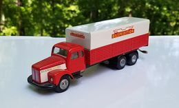Scania 110 Bilspedition | Model Trucks