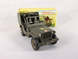 Hotchkiss-Willys Jeep with SS10 Rocket Launcher   Model Trucks