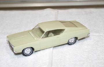 1969 Ford Torino GT Fastback Promo Model Car | Model Cars