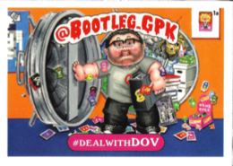 #DealWithDov / @Bootleg.GP | Trading Cards (Individual)