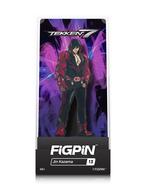 Jin kazama pins and badges 2d6a9d15 0411 479a 9919 bc14c4f59622 medium