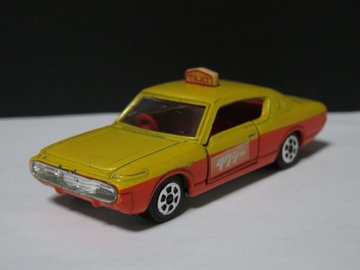 Toyota Crown Hardtop Taxi | Model Cars