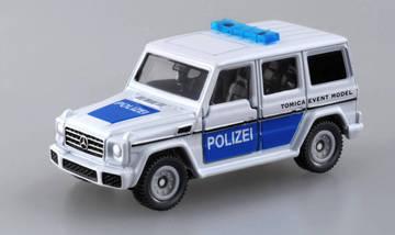 Mercedes Benz G-Class Polizei | Model Cars