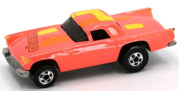 '57 T-Bird | Model Cars | Hot Wheels Color Changer 57 Ford T-Bird