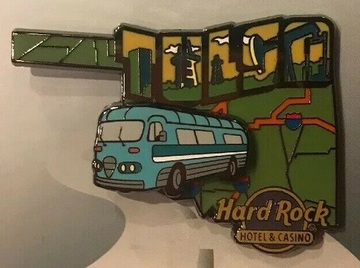 Journey of the RV   Pins & Badges