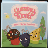 (Blind Box) Yummy World Fresh Friends Blind Box Keychains | Keychains
