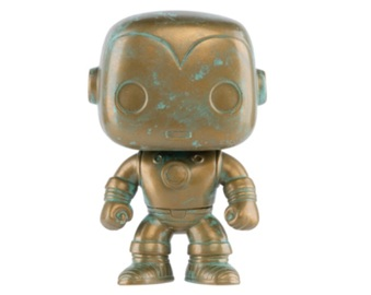 Iron Man (Patina) | Vinyl Art Toys