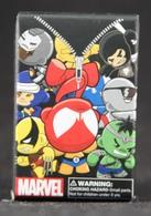 (Blind Box) Marvel Munny Zipper Pulls Series 2 | Keychains