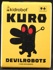(Blind Box) Kiiro Devilrobots Series 1 | Vinyl Art Toys