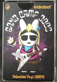 (Blind Box) Labbit Band Camp 3000   Vinyl Art Toys