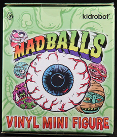 (Blind Box) Madballs Mini Series | Vinyl Art Toys