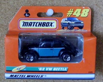 '62 VW Beetle | Model Cars