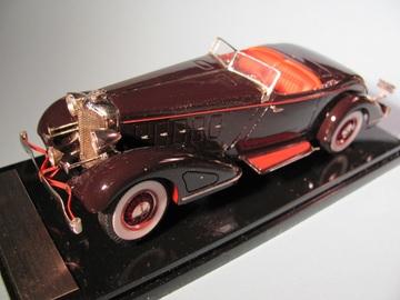 1932 Chrysler Imperial Speedster | Model Cars | photo: David H