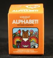 Alphabet! Keychain Collection Blind Box | Keychains