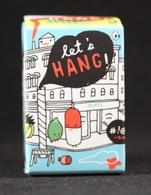 Let's Hang Zipper Pulls Blind Box | Keychains