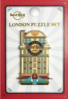 Facade Puzzle # 2- London Cafe | Pins & Badges
