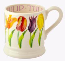 Multi coloured tulip 1%252f2 pint mug   emma bridgewater ceramics 2ee9fb35 f184 4e14 aee2 02da7edb048a medium