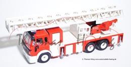 Mercedes-Benz SK Class Facelift Fire Engine | Model Trucks
