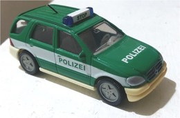 Mercedes-Benz ML W163 1997 | Model Cars