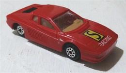 Ferrari Testarossa | Model Cars