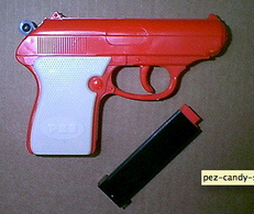 Candy Shooter | PEZ Dispensers