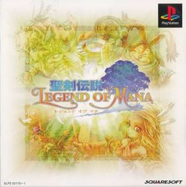 Seiken Densetsu - Legend of Mana | Video Games