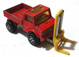 Mercedes-Benz Unimog Fork-Lift Truck | Model Trucks