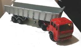 Mercedes-Benz Articulated Dump Track | Model Trucks