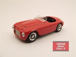 166 MM Spider Stradale | Model Racing Cars
