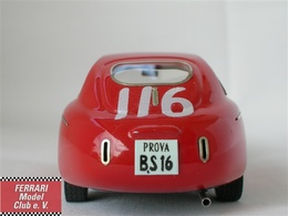 166 MM Coup****** Speciale | Model Racing Cars