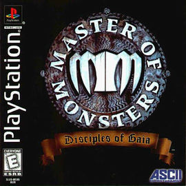 Master of Monsters - Disciples of Gaia | Video Games