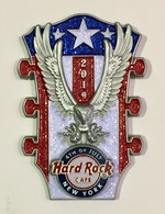 4th of July Eagle Headstock (Clone) | Pins & Badges
