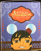 (Blind Box) Vinylmation Aladdin Series   Vinyl Art Toys