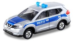 Nissan X-Trail Police (Poland) | Model Trucks