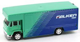 Fleet Flyer | Model Trucks | 2019 Hot Wheels Car Culture - Team Transport Fleet Flyer International Card