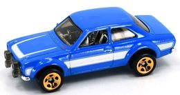 '70 Ford Escort RS1600 | Model Cars | 2019 Hot Wheels Fast & Furious 5-Pack '70 Ford Escort RS1600