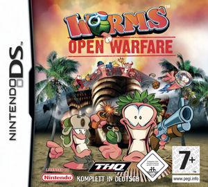 Worms - Open Warfare   Video Games