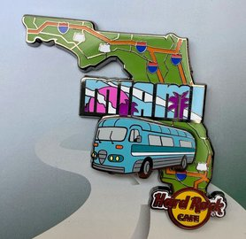 Journey of the RV | Pins & Badges