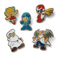 Megaman%25e2%2584%25a2 enamel pin set pins and badges 48d55c30 617c 480a b902 0f6f72813cd6 medium