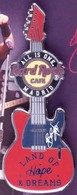 Signature Series 36 - Bruce Springsteen Guitar (Clone) | Pins & Badges | Front of Pin