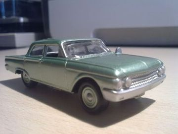 '61 Ford Galaxie ATF | Model Cars