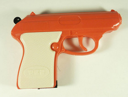 Pez 20orange 20gun 20with 20white 20grip medium