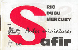 Safir autos miniatures 1966 brochures and catalogs 911f94a8 84bd 44bc 97e4 e7bd911a2c85 medium