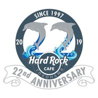 22nd Anniversary | Pins & Badges