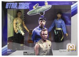 Mirror Spock & Mirror Kirk | Action Figure Sets