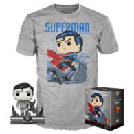 Superman %2528jim lee deluxe%2529 %2528black and white%2529 and superman tee shirts and jackets dd1482c3 db69 4e27 8c88 022b8696c93e medium