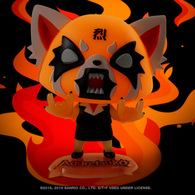 Aggretsuko rage %2528red glow%2529 vinyl art toys e953dd07 69a6 4d6d 9369 b435595e1e0d medium