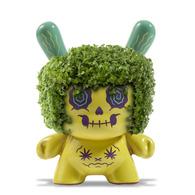 Buzzkill Terracotta Chia Pet Dunny | Vinyl Art Toys