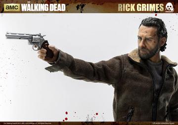Rick Grimes   Action Figures